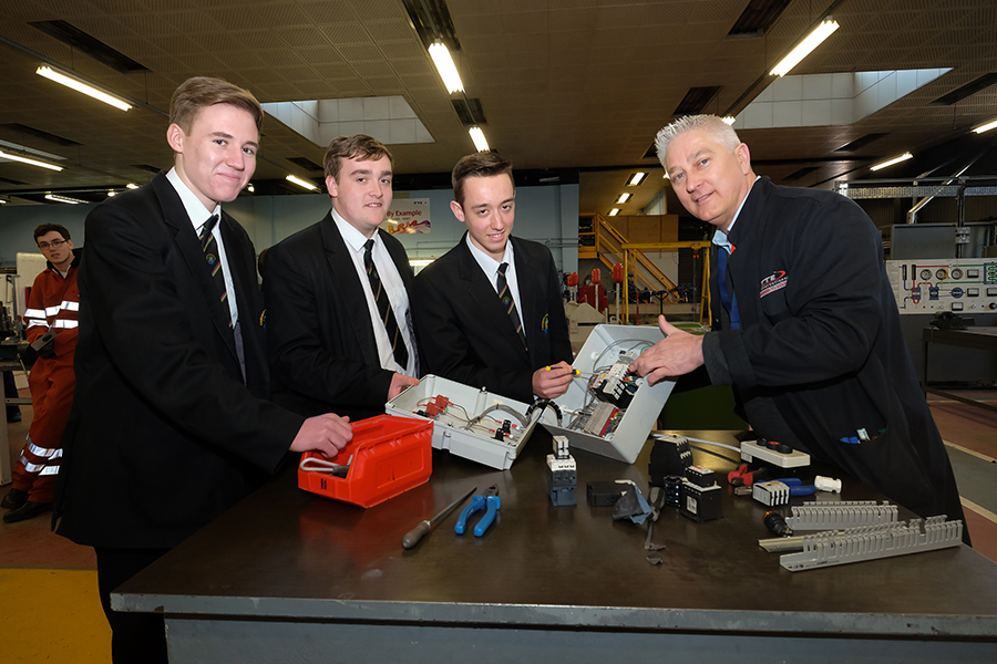 Tte Launches New Partnership With Whitby College Tte